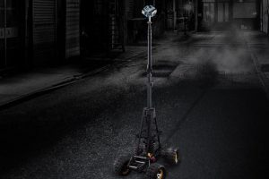 Dolly360 remote controlled stabilized dolly for 360 cameras