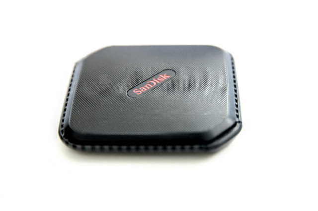 Sandisk Extreme 500 portable SSD