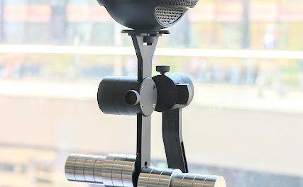Insta360 Pro on Moza Air 360 gimbal