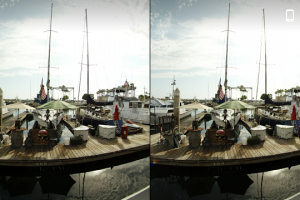 How to view and share 3D 360 photos for iOS and Android