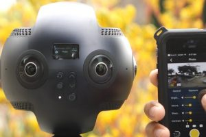 Tutorial on how to use Insta360 Pro
