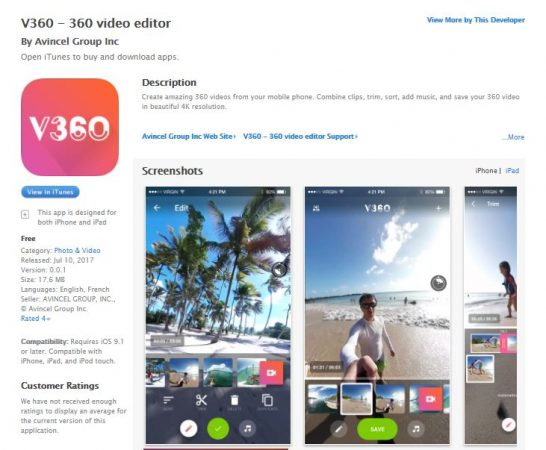 video editor software free for android