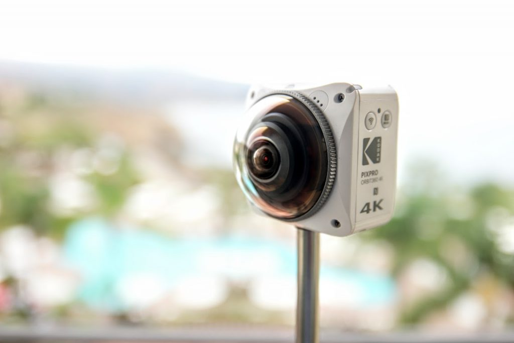 Kodak PIXPRO Orbit360 first impressions and sample photos
