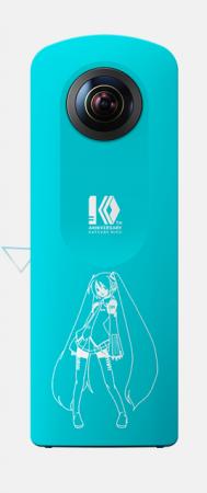 Ricoh Theta SC Hatsune Miku edition