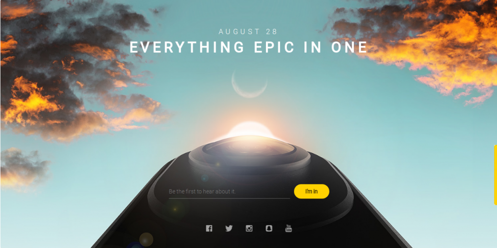 "Insta360 ""Nano 2"" launching on August 28"