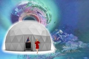 360 Dome Projector