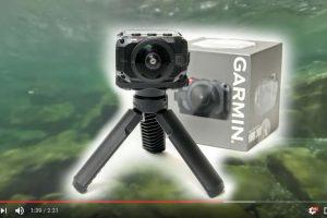 garmin 360 underwater video