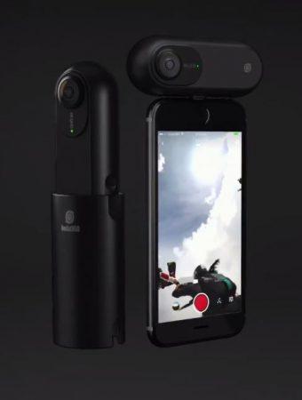 Insta360 ONE 360 camera