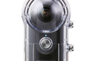 Ricoh Theta V 360 Camera Waterproof Case
