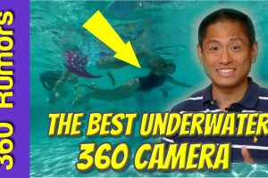 The best underwater 360 camera for consumers