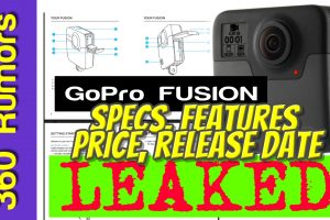 GoPro Fusion Leak