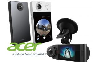 Acer Holo360 & Vision360 360 Cameras