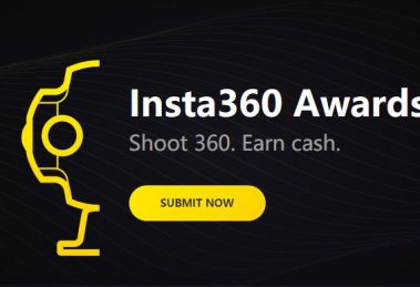 Earn cash with your Insta360 Photos and Videos with Insta360 Awards