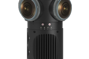 Z Cam S1 Pro professional 360 camera shoots in 6K 2D or 3D