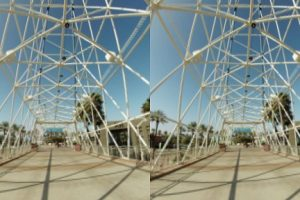 Share 3d 360 photos with Gala360 App