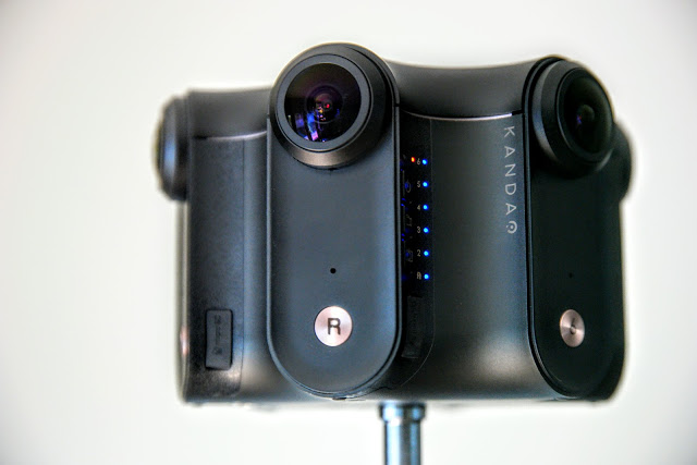 Kandao Obsidian R 8K 3D 360 camera: hands-on first impressions and