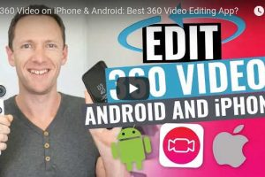 Collect 360 video editor