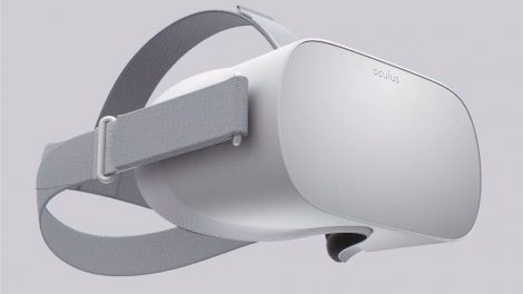 Oculus Go affordable standalone VR headset