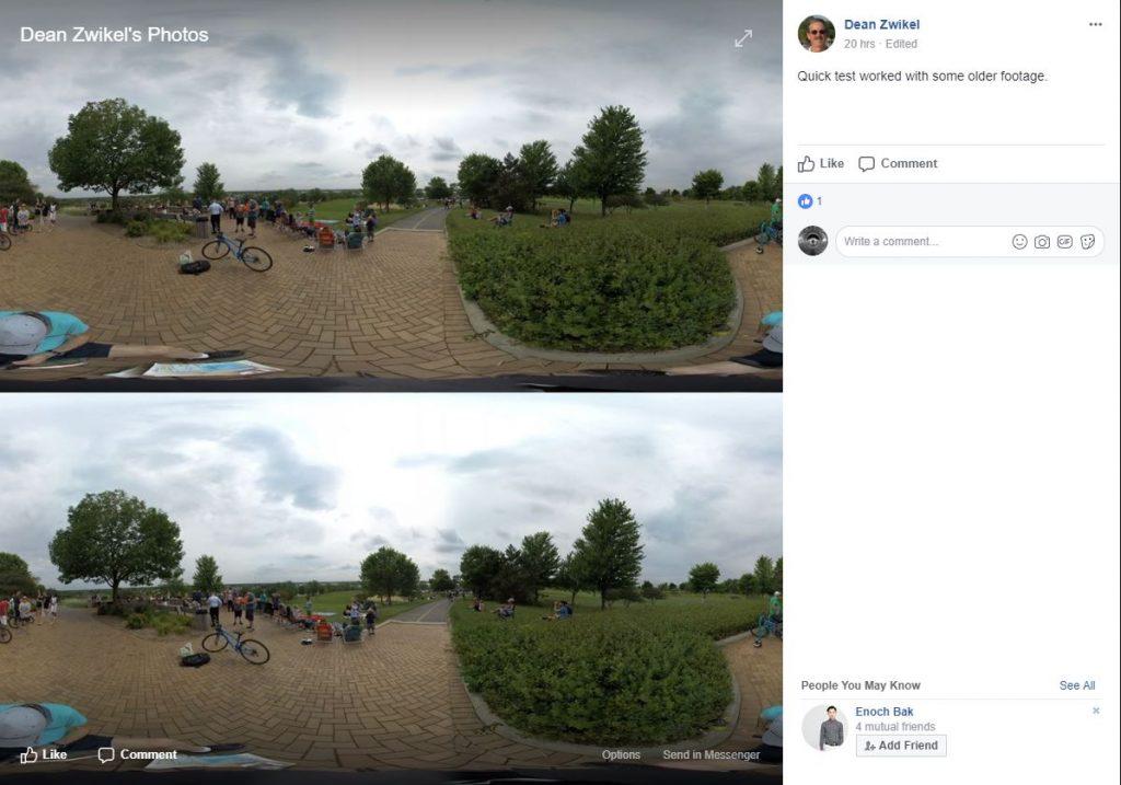 Z Cam S1 Pro test