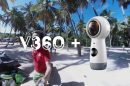 Shoot and Edit with Gear 360 2017 on the same app with V360