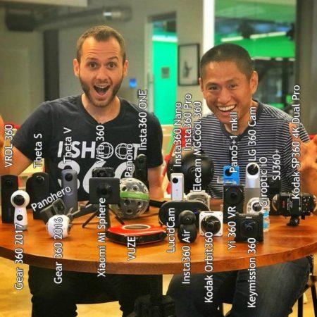 360 camera answers