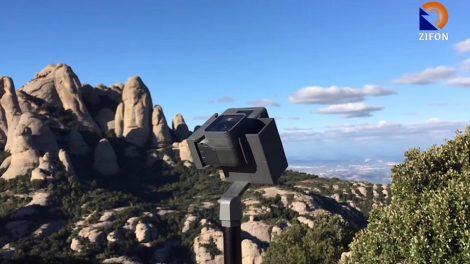 iGO panoramic head for GoPro