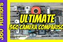 360 camera comparison tool