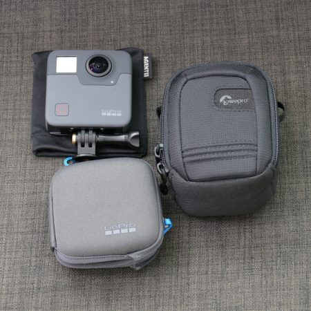 The best camera case for the GoPro Fusion