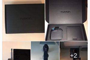 GoPro Fusion unboxing
