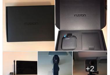 GoPro Fusion unboxing