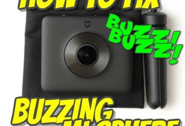 How to fix buzzing Xiaomi Mijia Mi Sphere