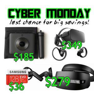 Cybermonday 2017 discounts