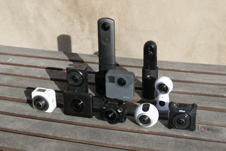 GoPro Fusion comparison