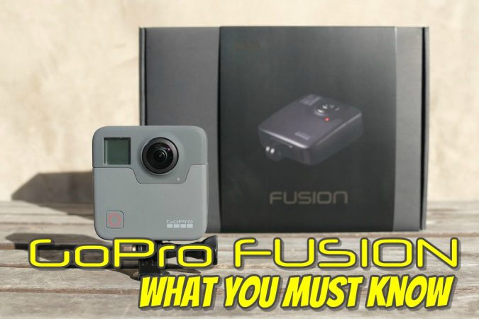 GoPro Fusion hands-on report