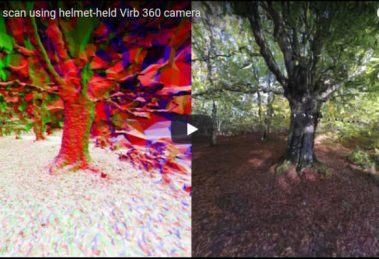Institut Pascal's software converts 360 video into 3D model