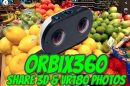 share 3D and VR180 photos on Orbix360