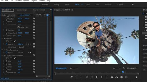 Download GoPro VR Reframe for free