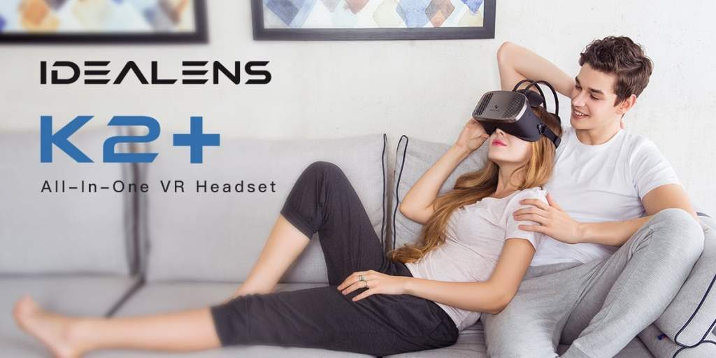 Idealens headset