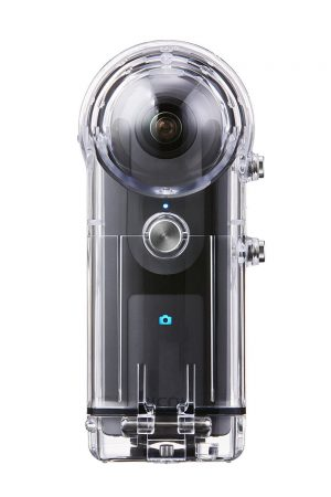 Ricoh TW-1 waterproof case for Theta