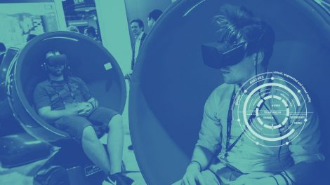 NAB Show 2018 will feature VR, AR and MR. Image by NAB