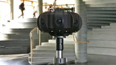 Absolute Zero Thor 8K 60fps 360 camera