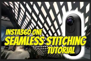 Insta360 ONE seamless stitching tutorial