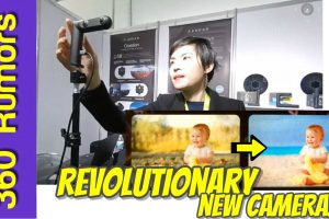 CES 2018: Kandao Qoocam is a 360 camera and 3D camera in one with depth mapping