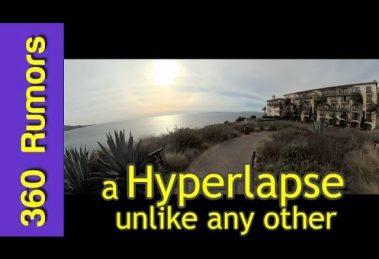 Rylo hyperlapse sample
