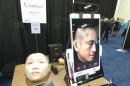 Bellus3D Face Camera Pro scans faces in detailed 3D