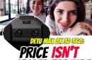 Detu MAX 8K 3D 360 camera