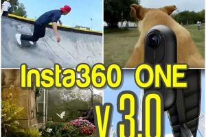 Insta360 ONE v 3.0 March 2018 update