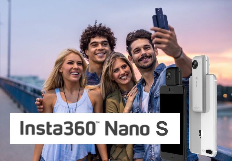 Insta360 Nano S specifications, features, hands-on impressions