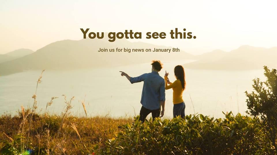 Insta360 teaser for CES 2018
