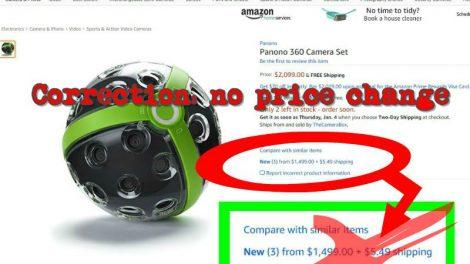 PANONO no new price